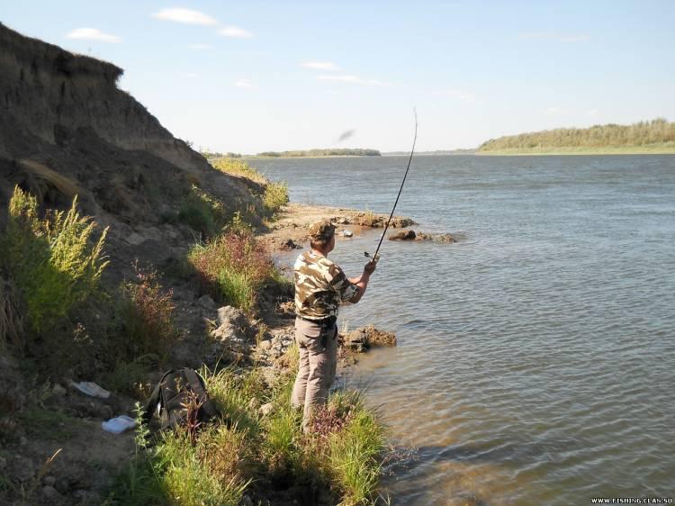 рыболовные уголки